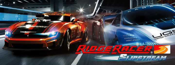 Ridge Racer Slipstream disponible sur Google Play
