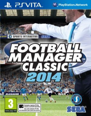 Football Manager Classic 2014 sortira en avril
