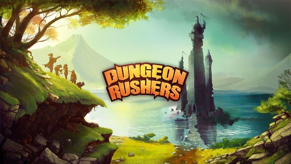 Dungeon Rushers arrive sur iOS &amp&#x3B; Android le 23 Février