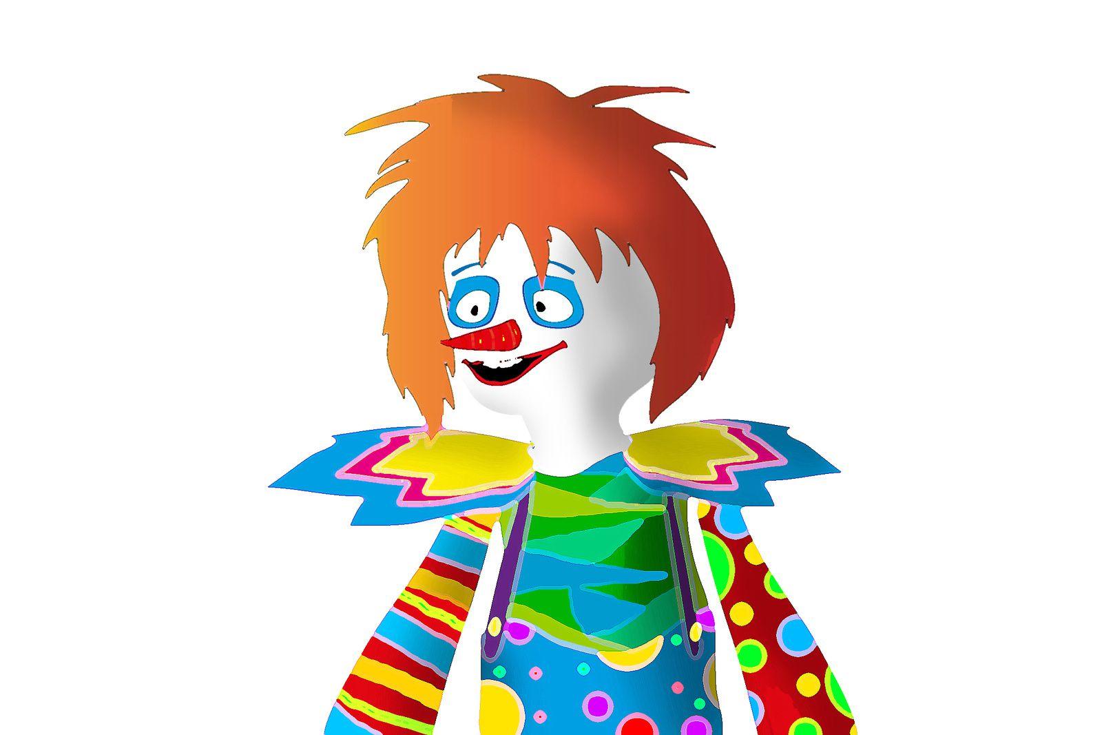 01 - Couverture 02 - Laughing Jack monochrome 03 - Laughing Jack en couleur 04 - Jeff the Killer 05 - Lyu
