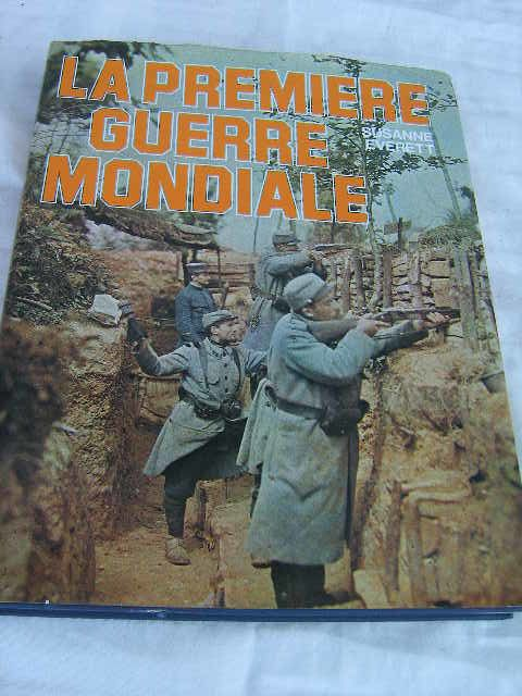 WW1 - collection personnelle