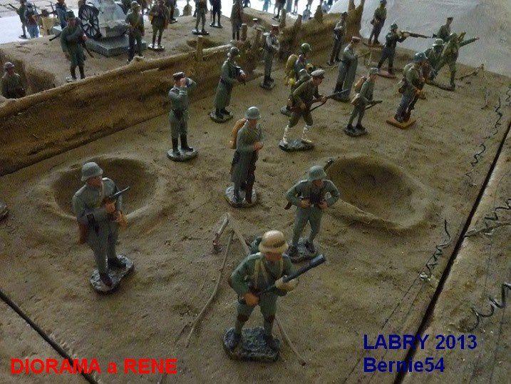soldats de plomb fait main ou acheté . Très belle collection !!!