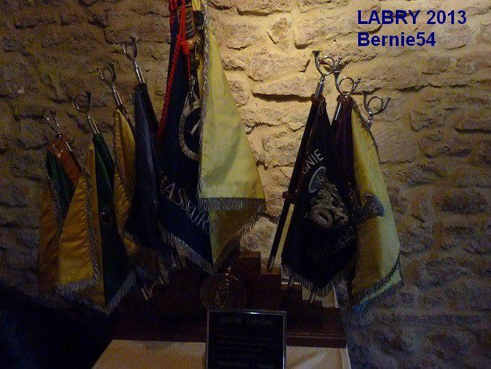LABRY - EXPOSITION dans la tour MAHUET