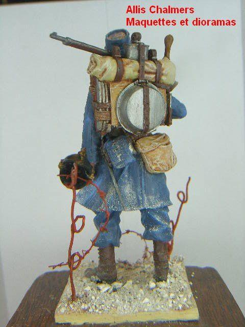 Très belle figurine , bien sculptée !!!! bravo LES CARNUTES !!