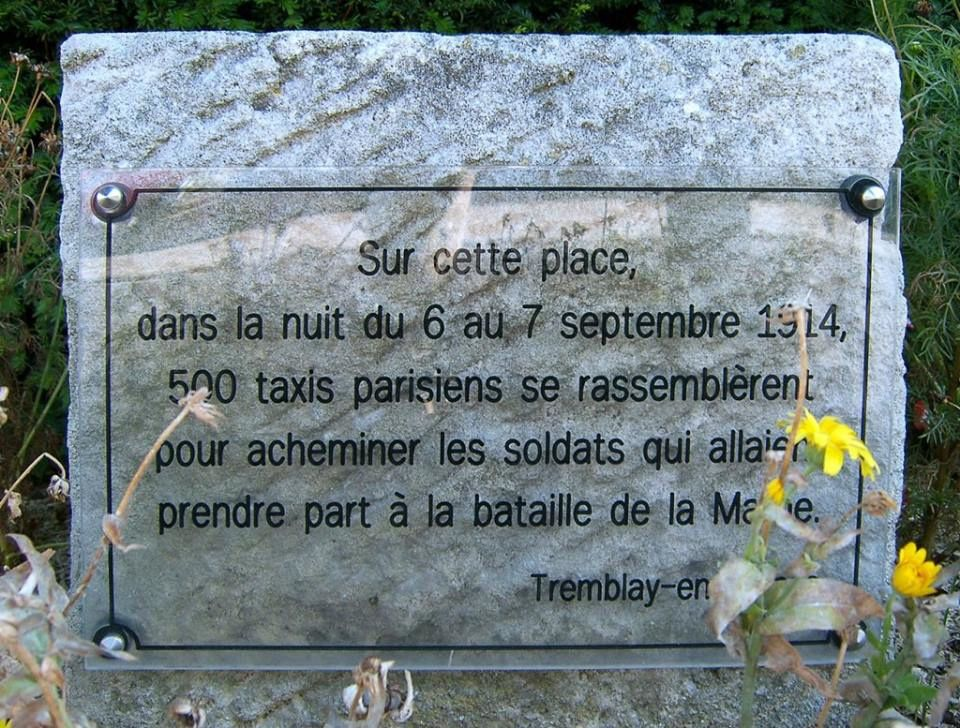 TAXIS DE PARIS