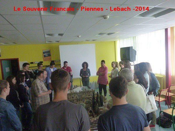 La construction franco-allemande - Piennes -Lebach