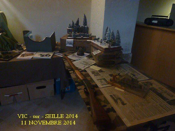 11 novembre 2014 - VIC - sur - SEILLE