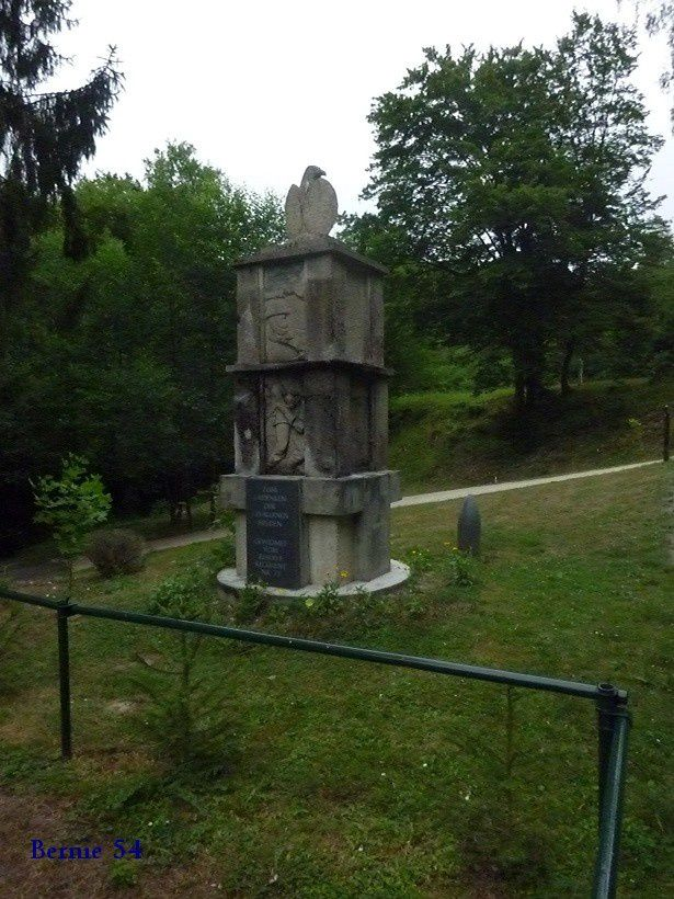 VISITE du CAMP ALLEMAND de la VALLEE MOREAU