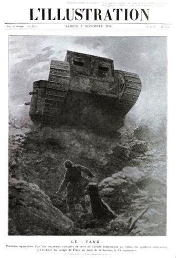 L ILLUSTRATION de DECEMBRE 1916