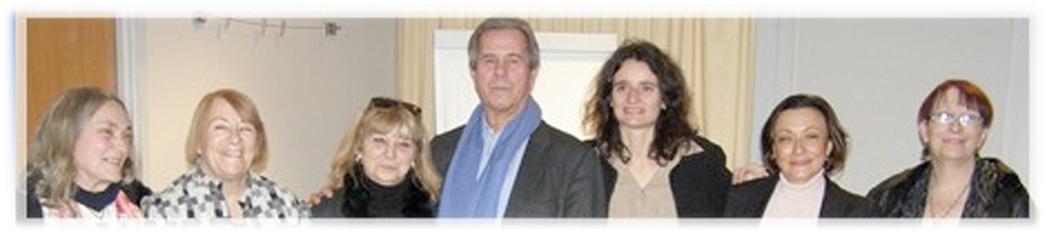 Claude Reignier chargé de mission recevait le 26 janvier Jean-Louis DEBRE