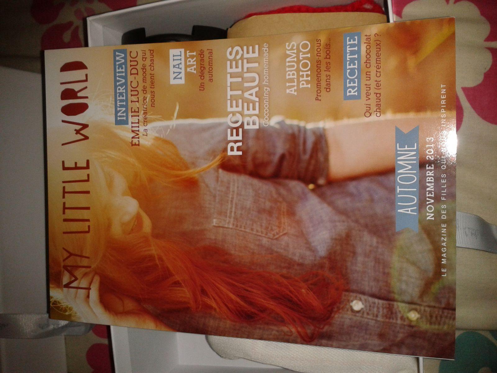 Un joli magazine, plein de bonnes idées =)