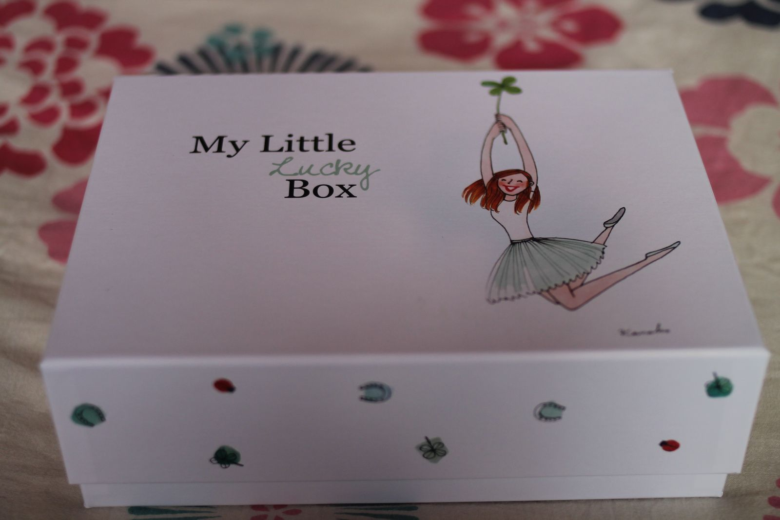 My Little Lucky Box...