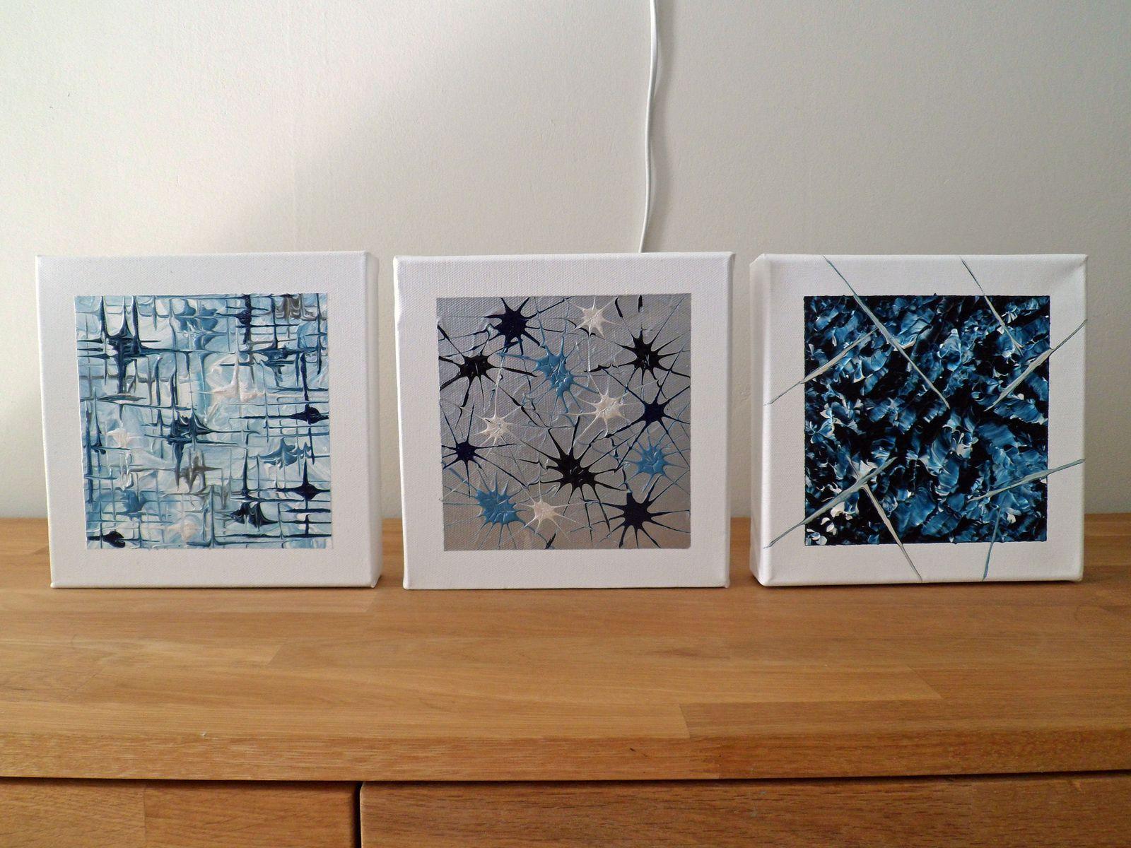 Tableaux actuellement disponibles sur le site http://tableaux-abstraits-marie-vinouse.alittlemarket.com