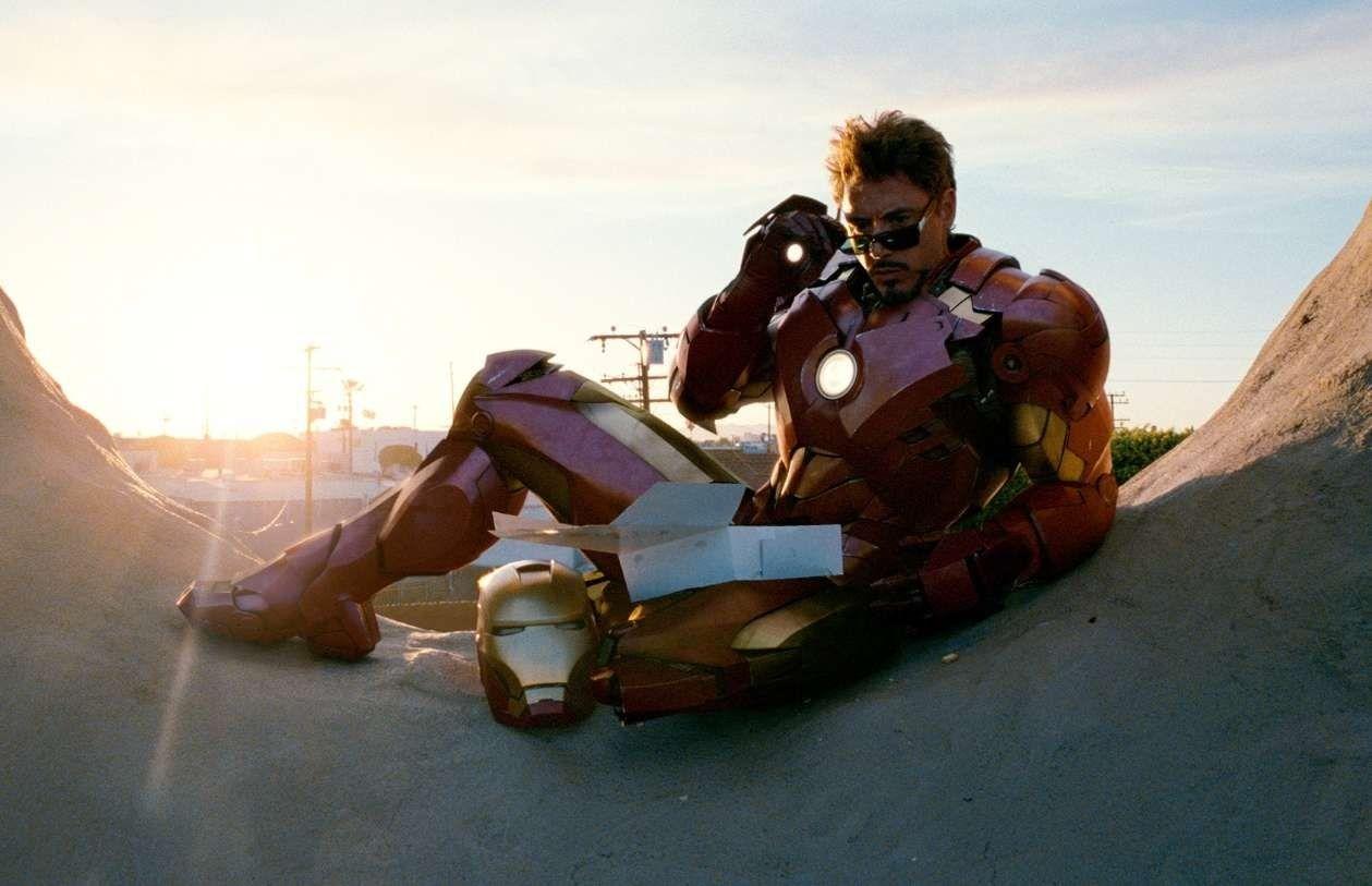 Critique #1 : Iron Man, la saga