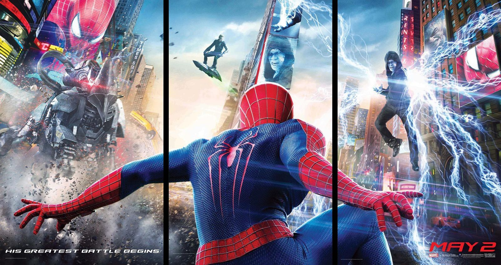 Critique #5 : The Amazing Spider man, la saga