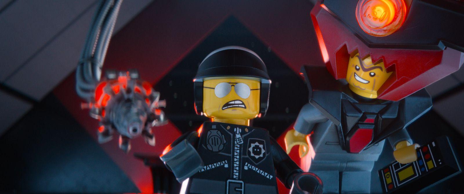 Critique #11 :  La grande aventure Lego
