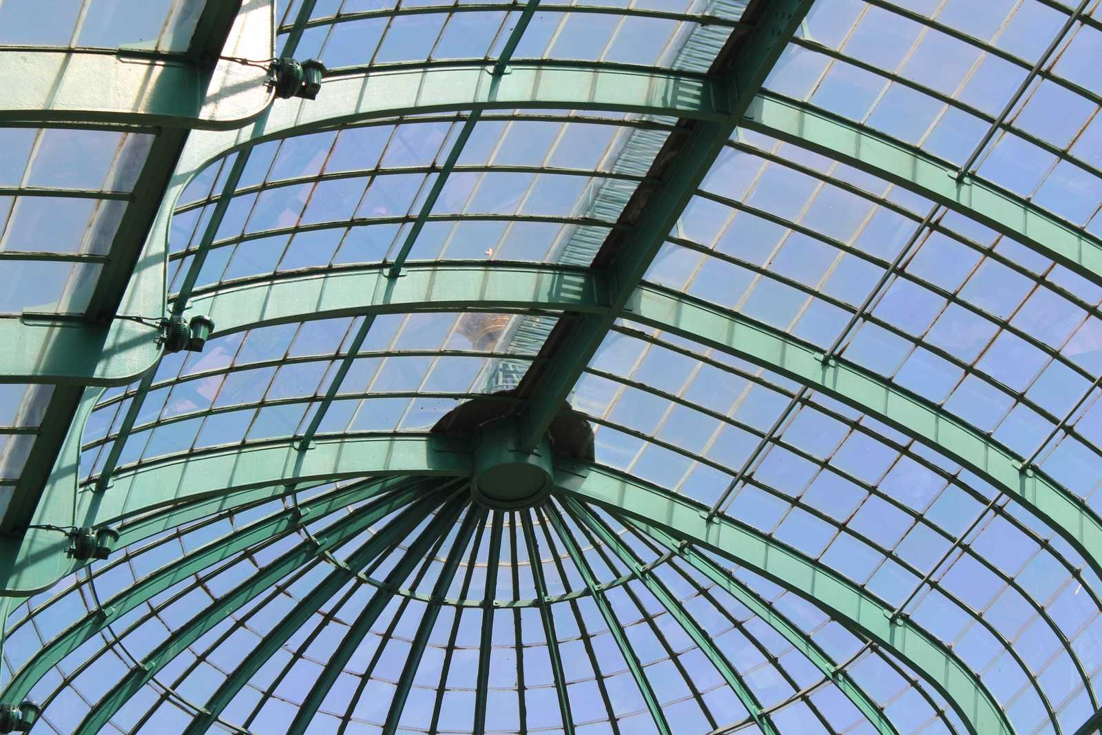Serres Laeken et Basilique de Koekelberg