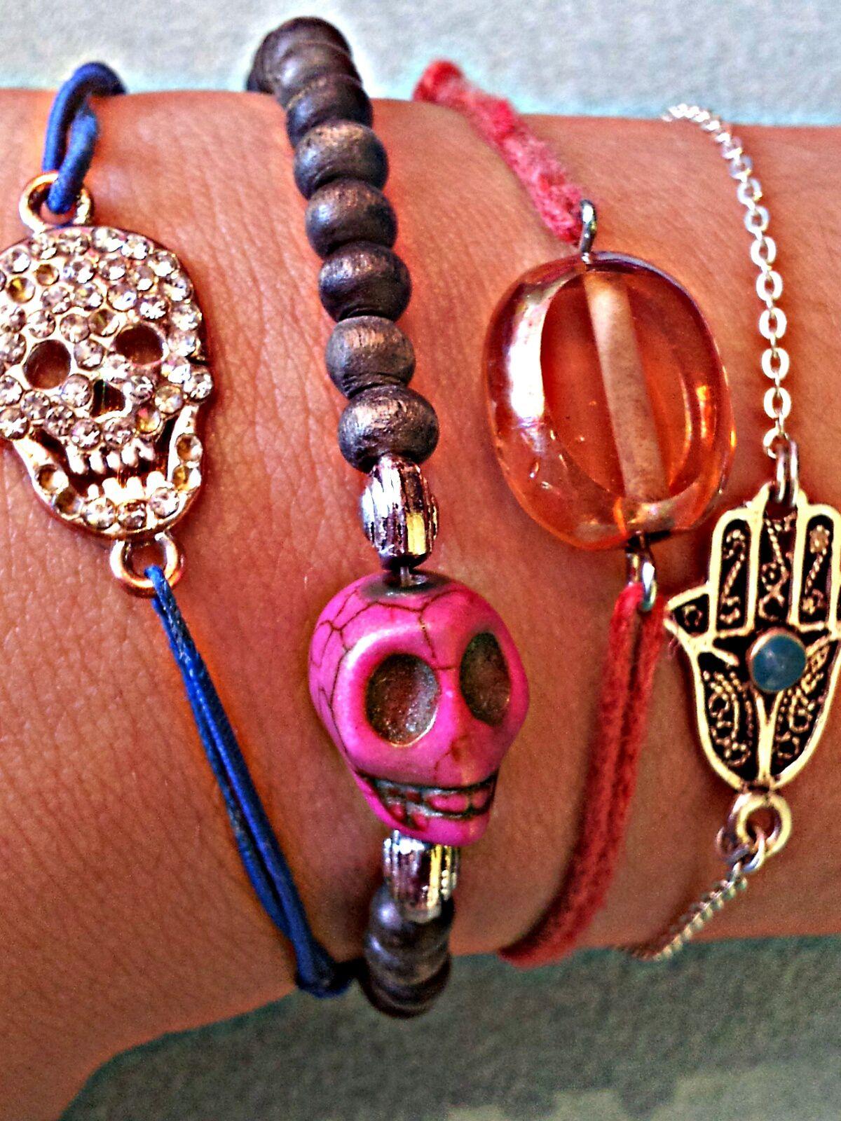 summer bracelet :