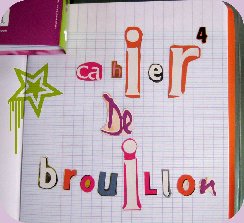 Back to school: Customiser classeurs et cahiers