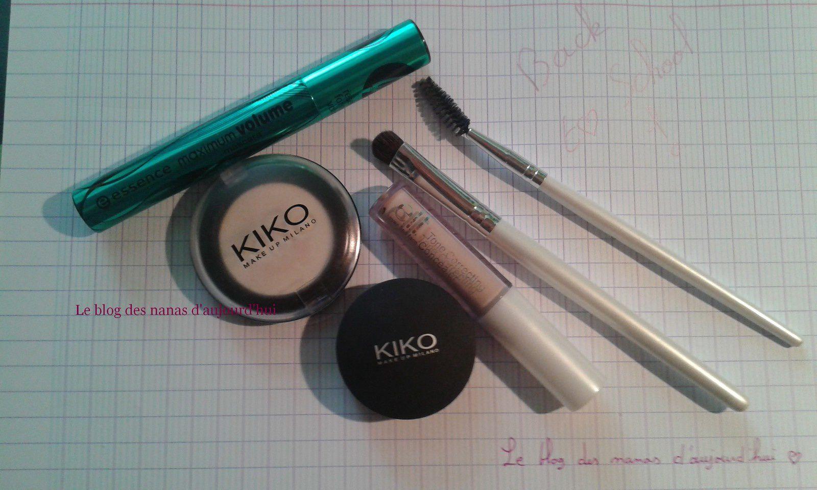 Back to school: Maquillage pour les collégiennes