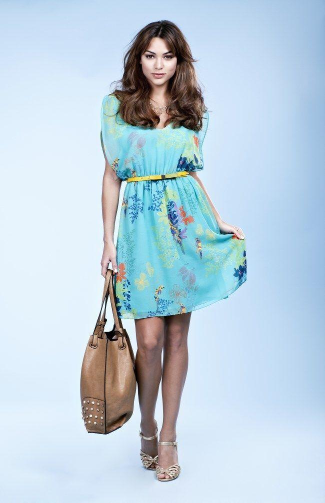 أزياء لربيع و صيف 2014