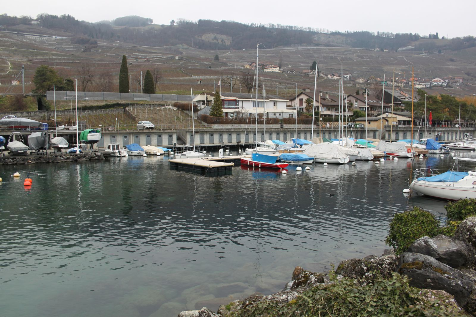 Port de Moratel - Cully