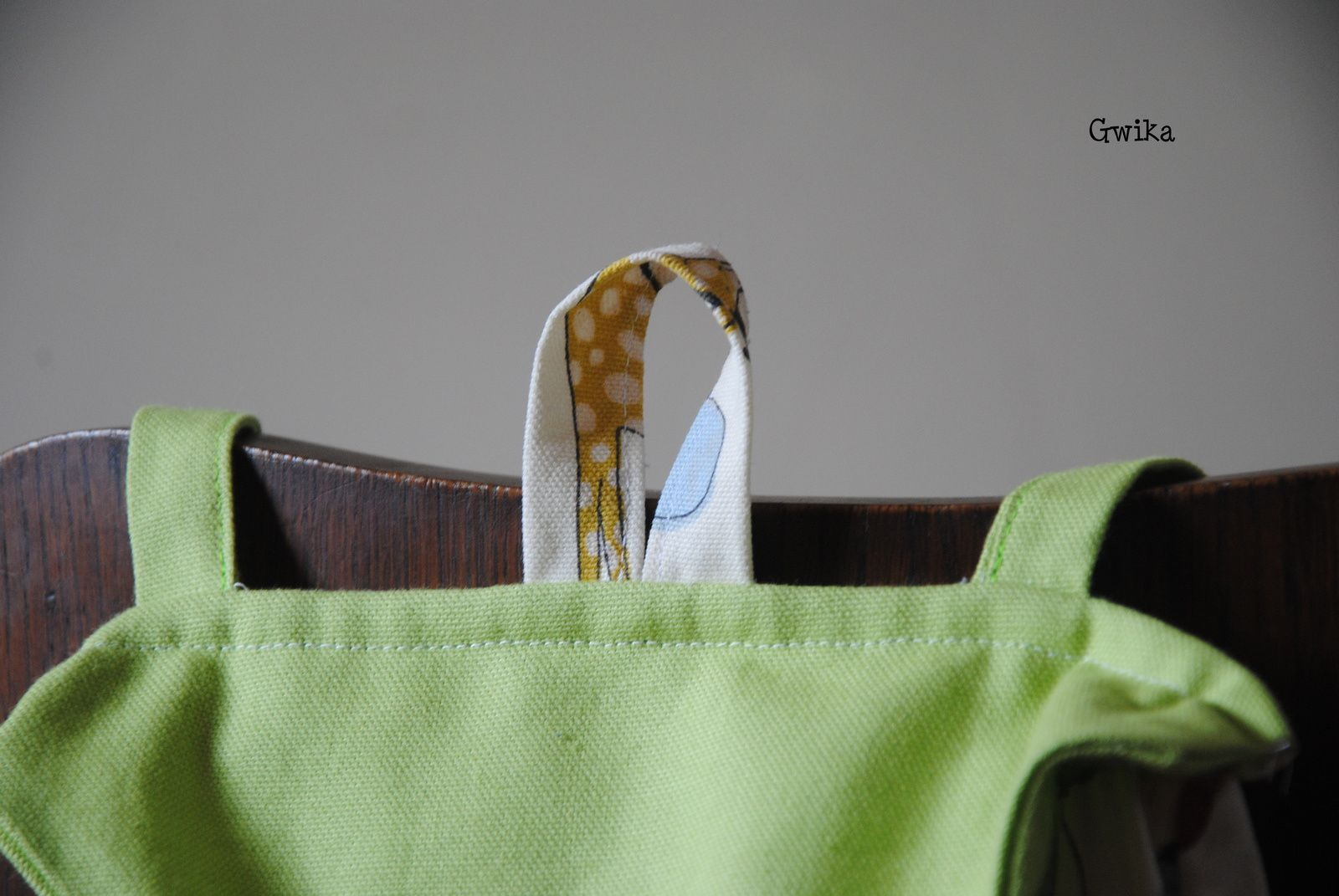 Un petit sac pour mon lutin.