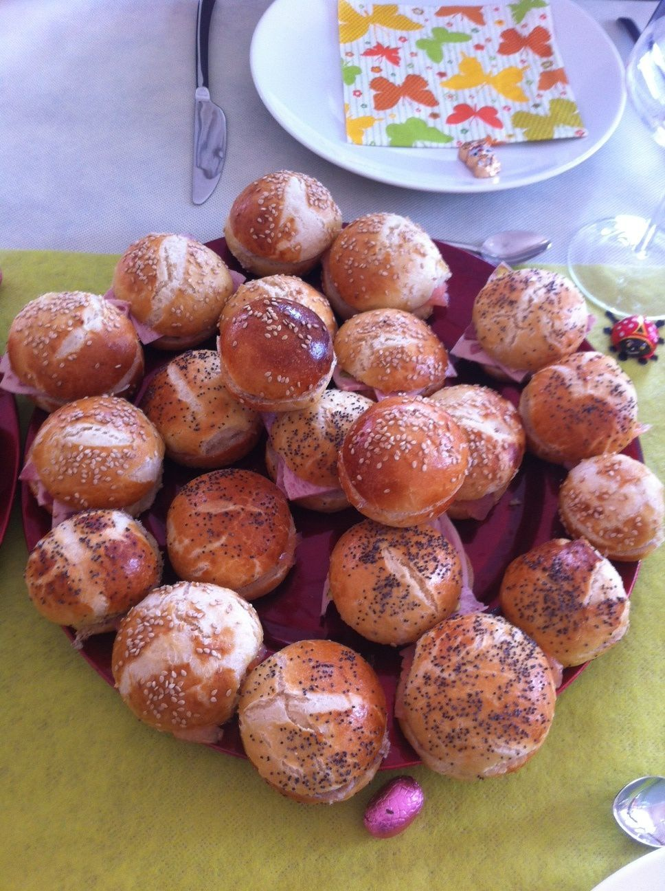 Mauricettes (thermomix)