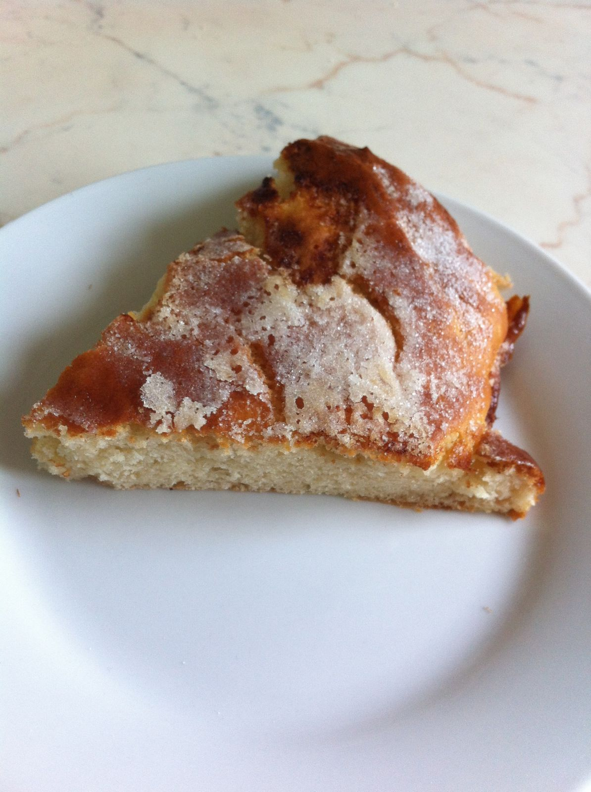 Tarte au sucre (thermomix)