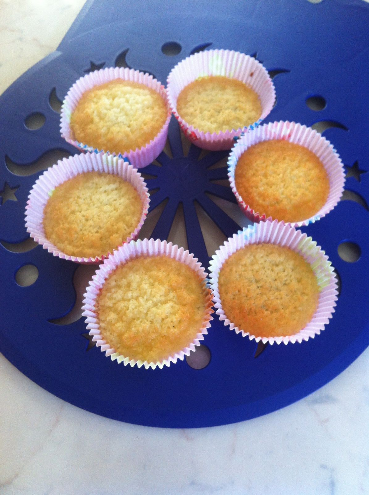 muffins choco coco (sans thermomix)