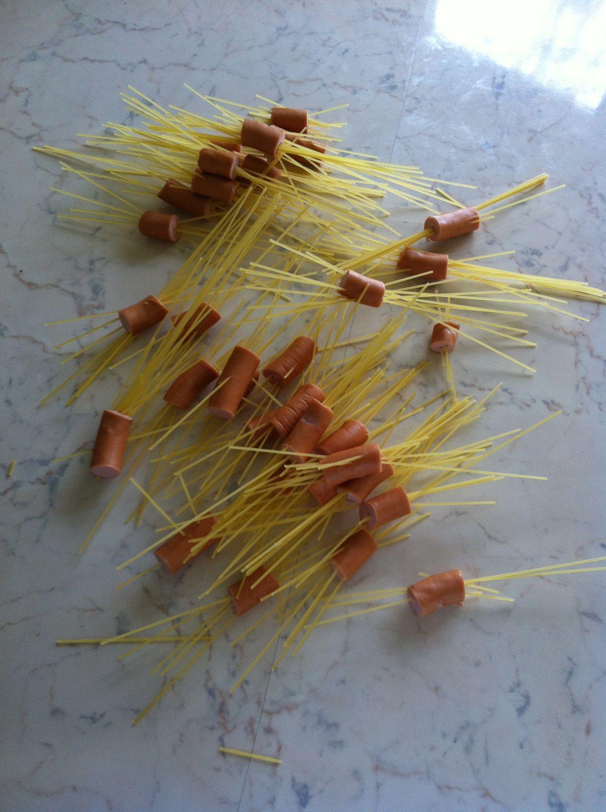 knakis spaghettis
