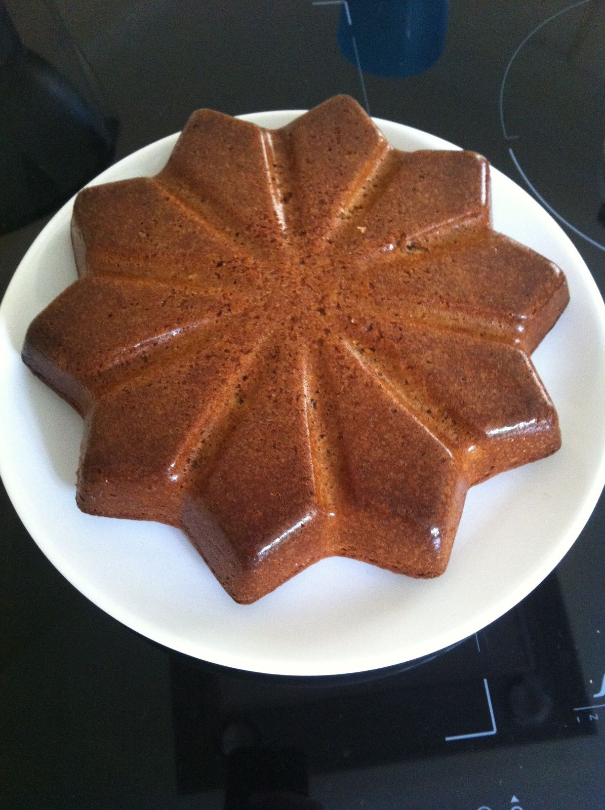 gateau moelleux aux speculoos