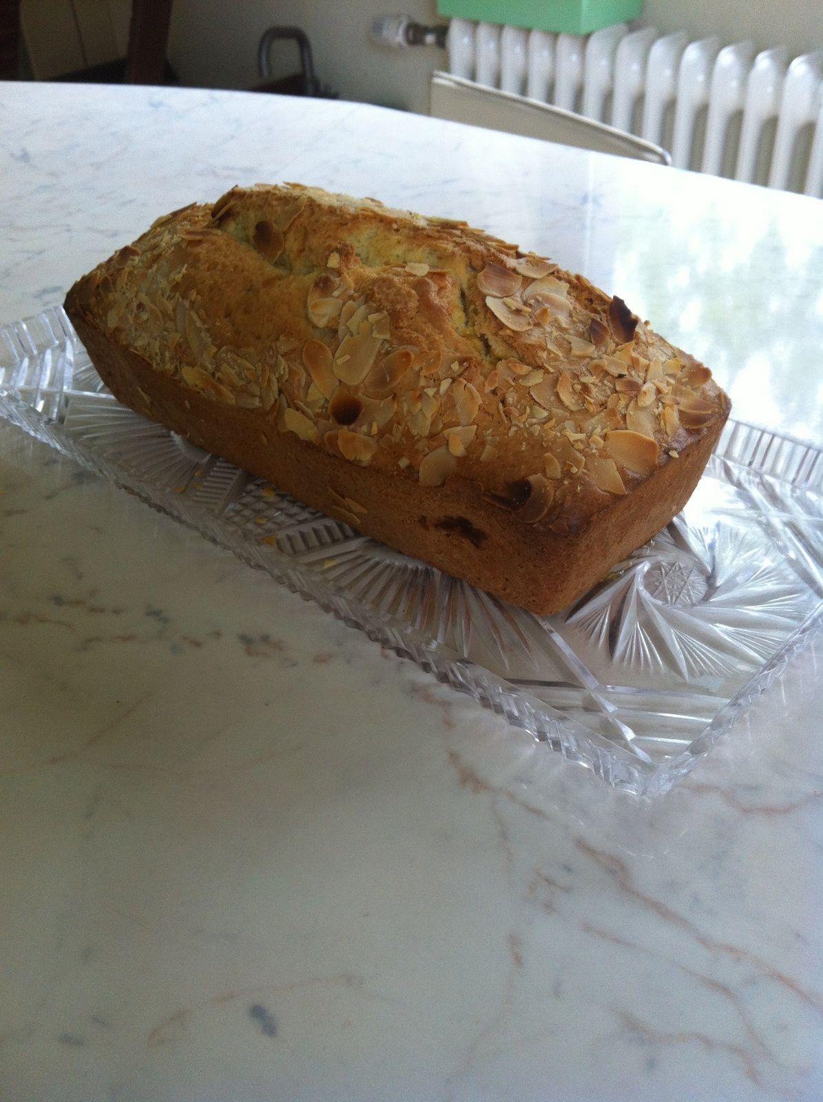 cake à la confiture d abricot (avec ou sans thermomix)