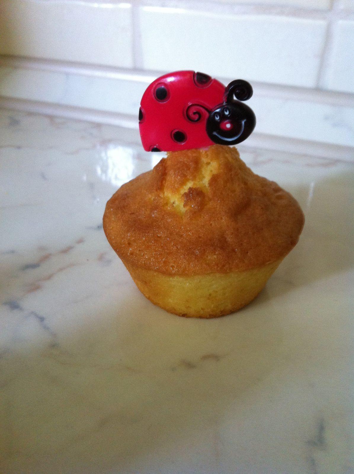 muffins citron faciles