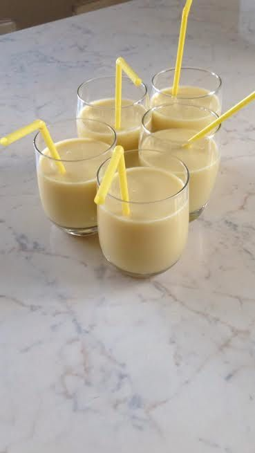 cocktail ananas coco