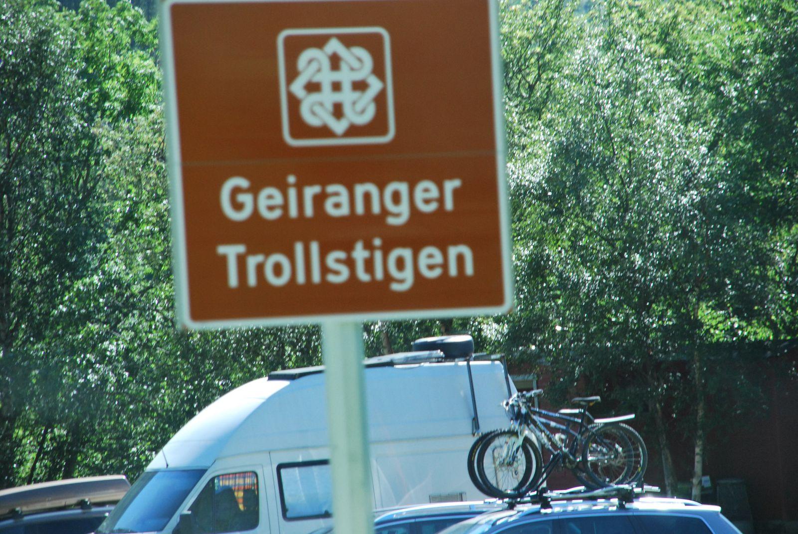 Jour 18 Runde -> Aldalsnes -> Geiranger (261.4 km)