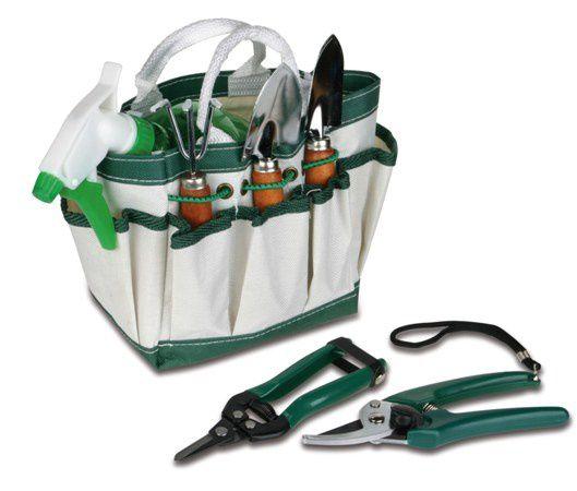 Set da giardinaggio utensili e abbigliamento la guida - Guida giardinaggio ...