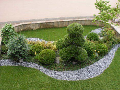 Le piante da giardino sempreverdi la guida al giardinaggio for Foto giardini moderni