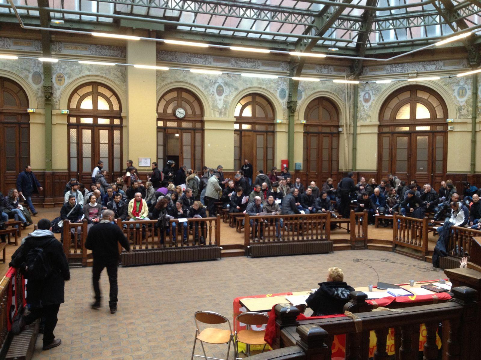 L'assemblée générale EAPS du 28 Février 2013
