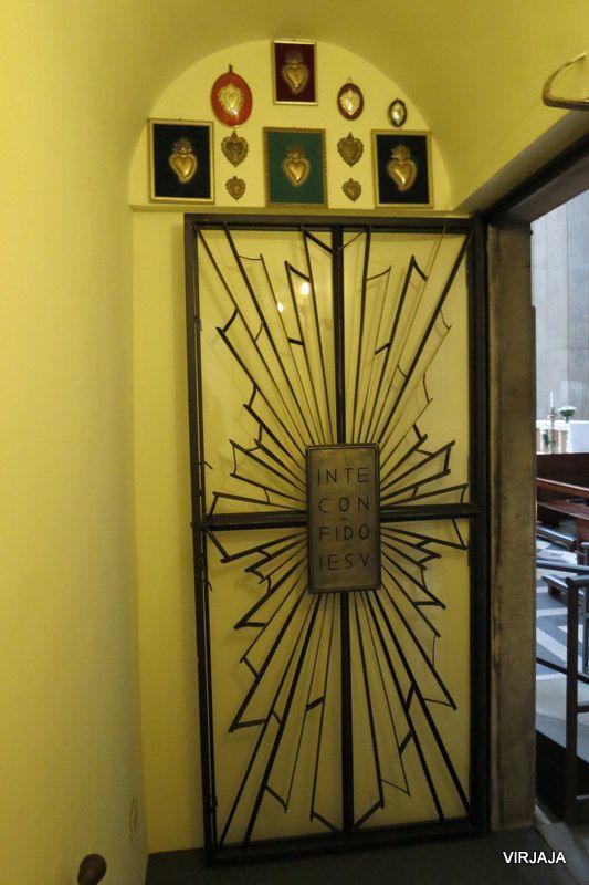 chapelle di Gesu Misericordioso