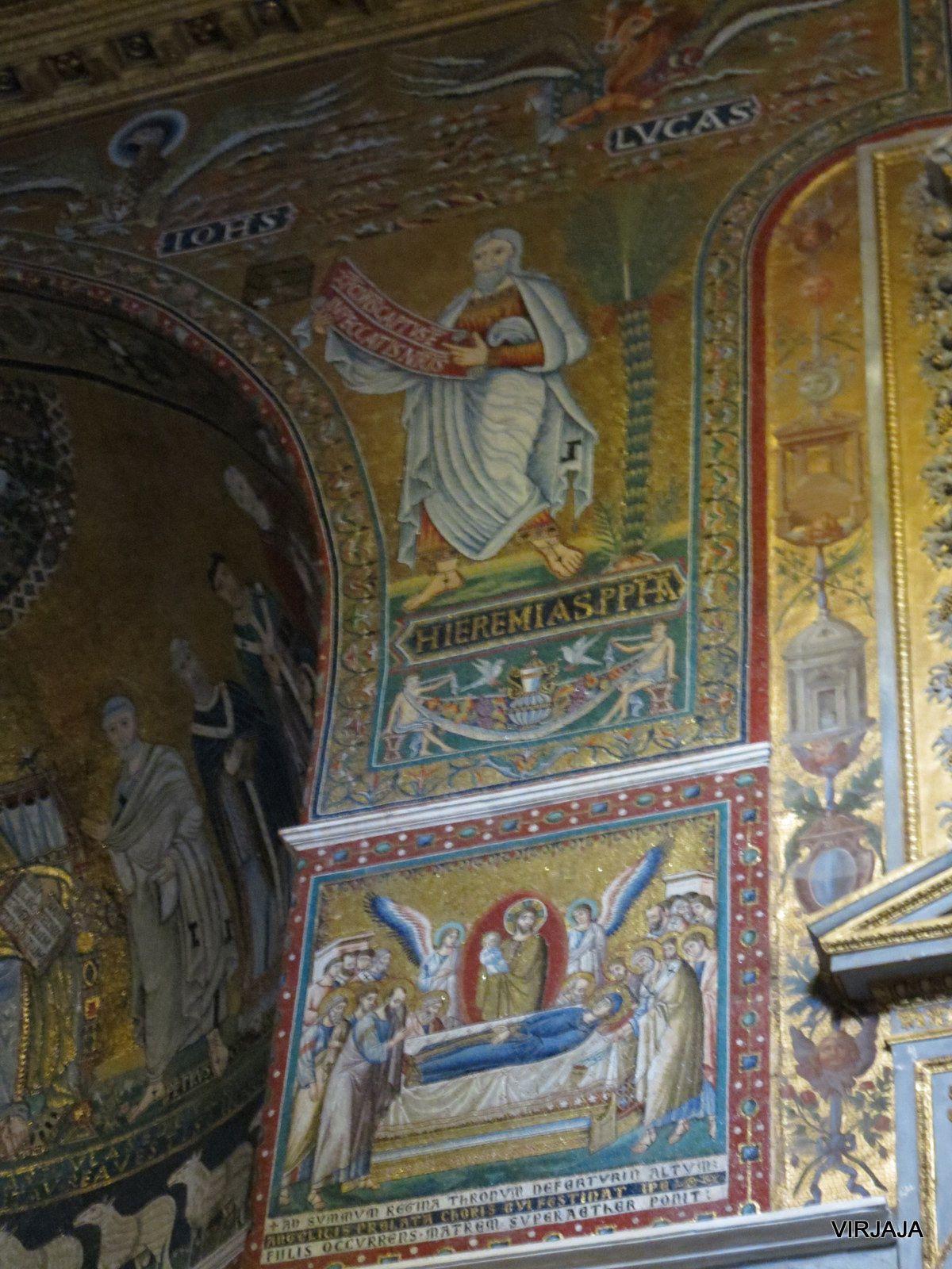Sainte-Marie au Transtévère