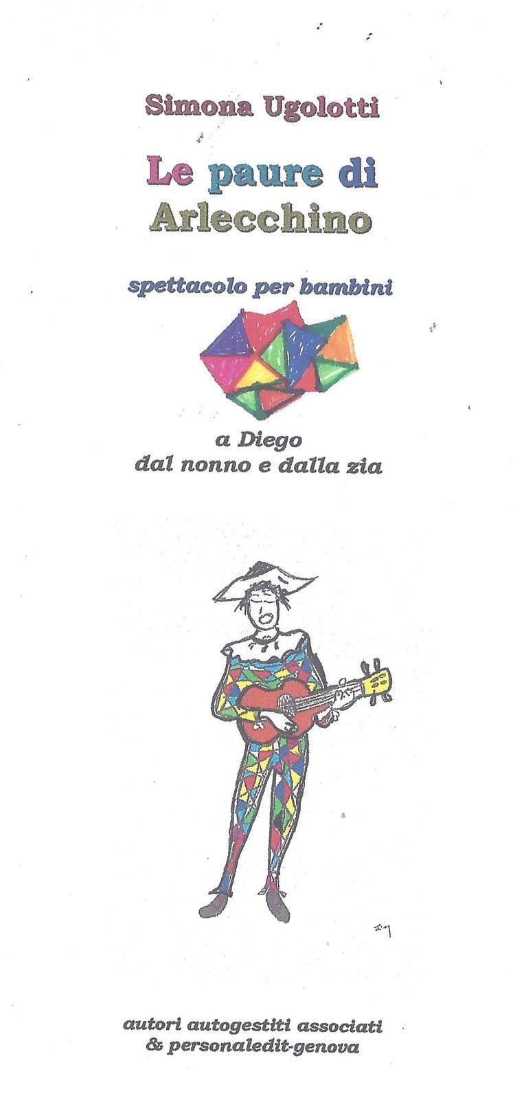 LIBRETTO 10,5 X 21 cm 20 PAGINE