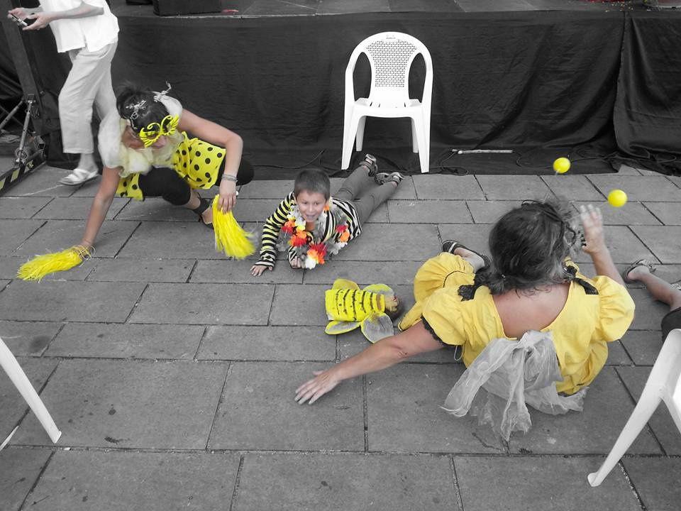 FOSDINOVO festival del sorriso (con prima uscita del FUCO DIEGO)