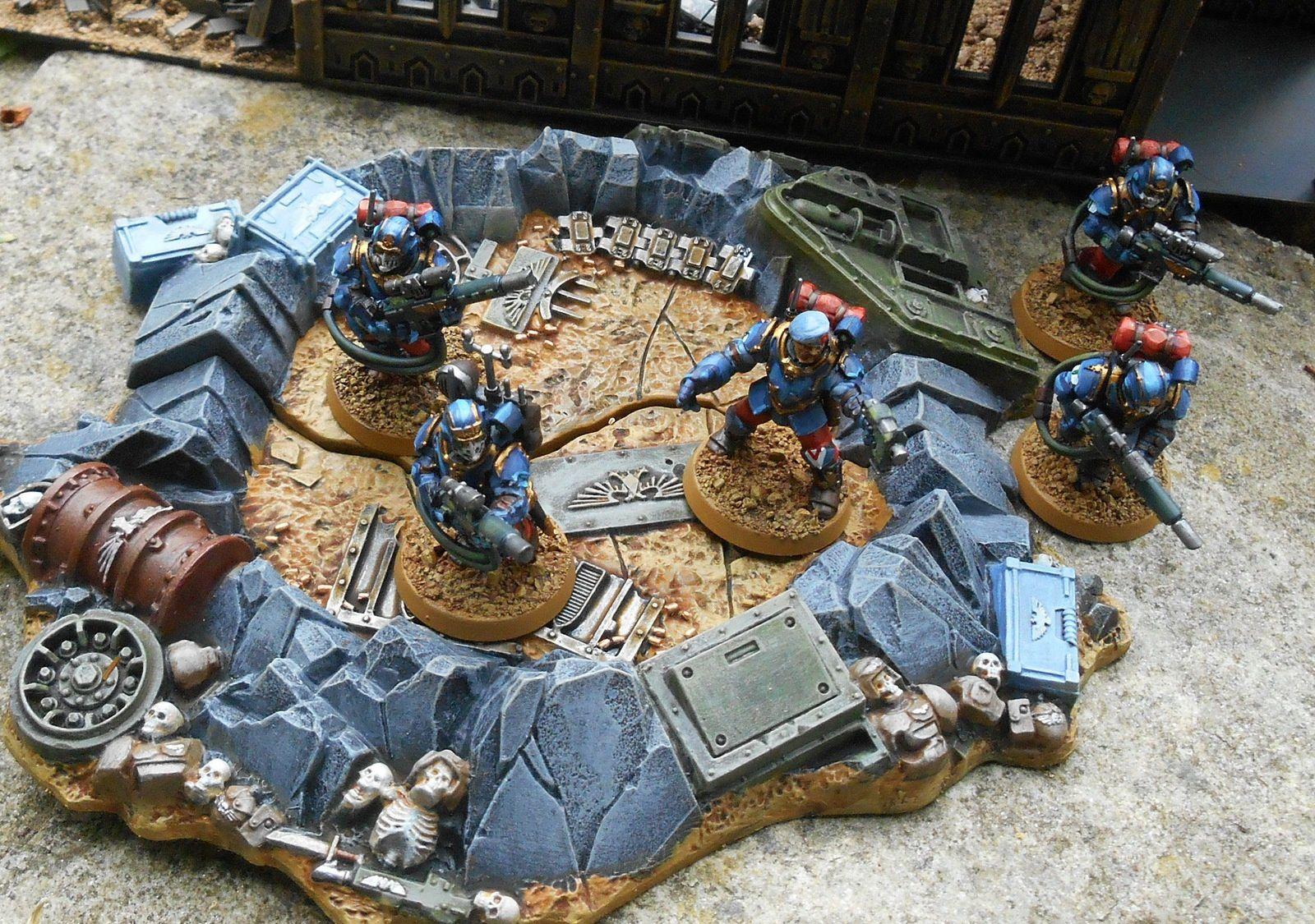 Militarum Tempestus Scions and Taurox Prime
