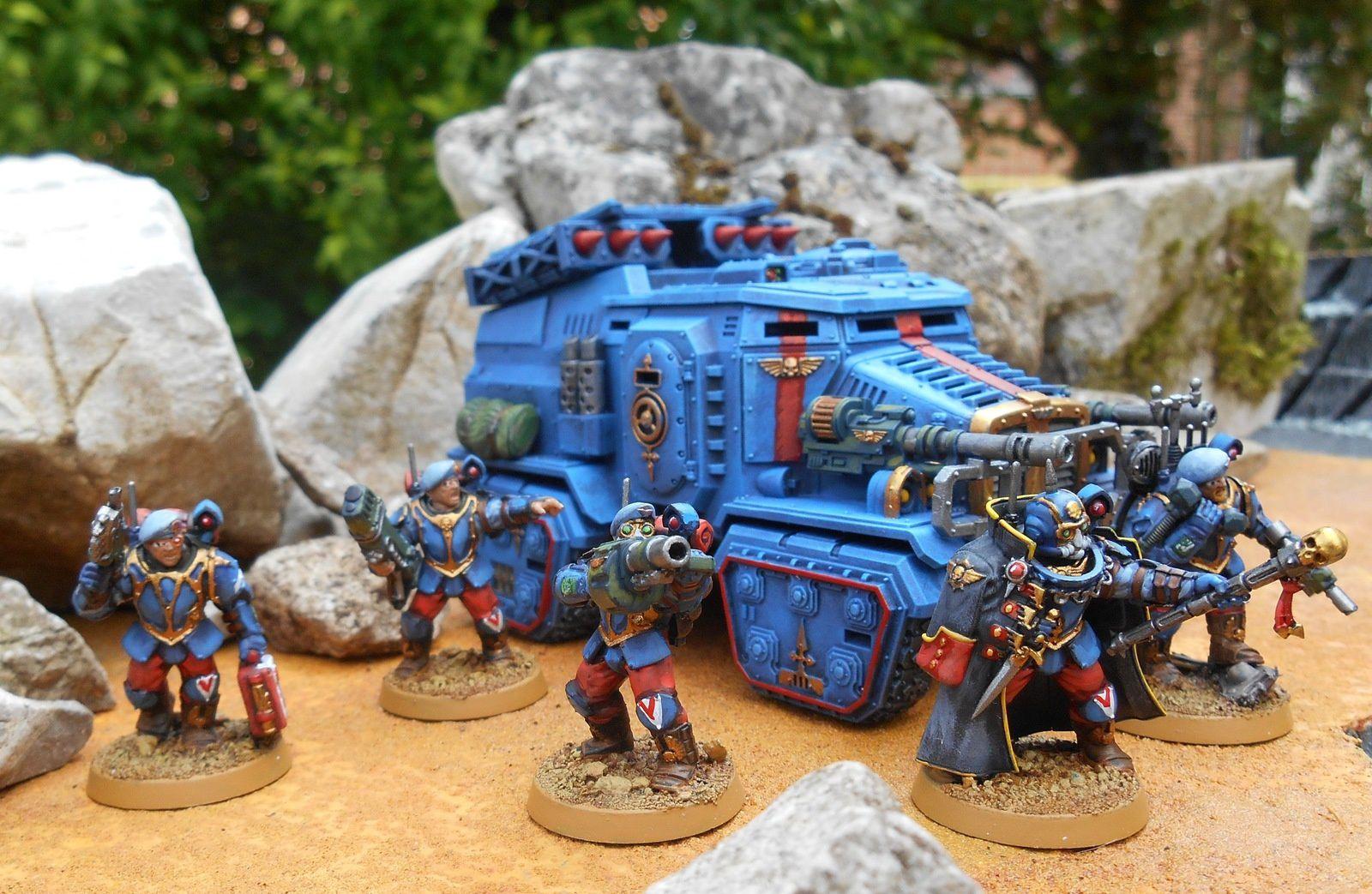 Militarum Tempestus Scions - 2