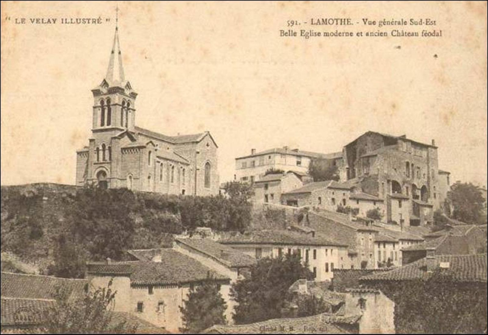 Lamothe 43100