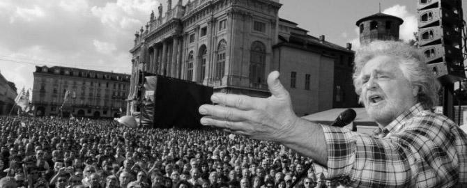 La demagogia di Grillo e le colpe della classe dirigente