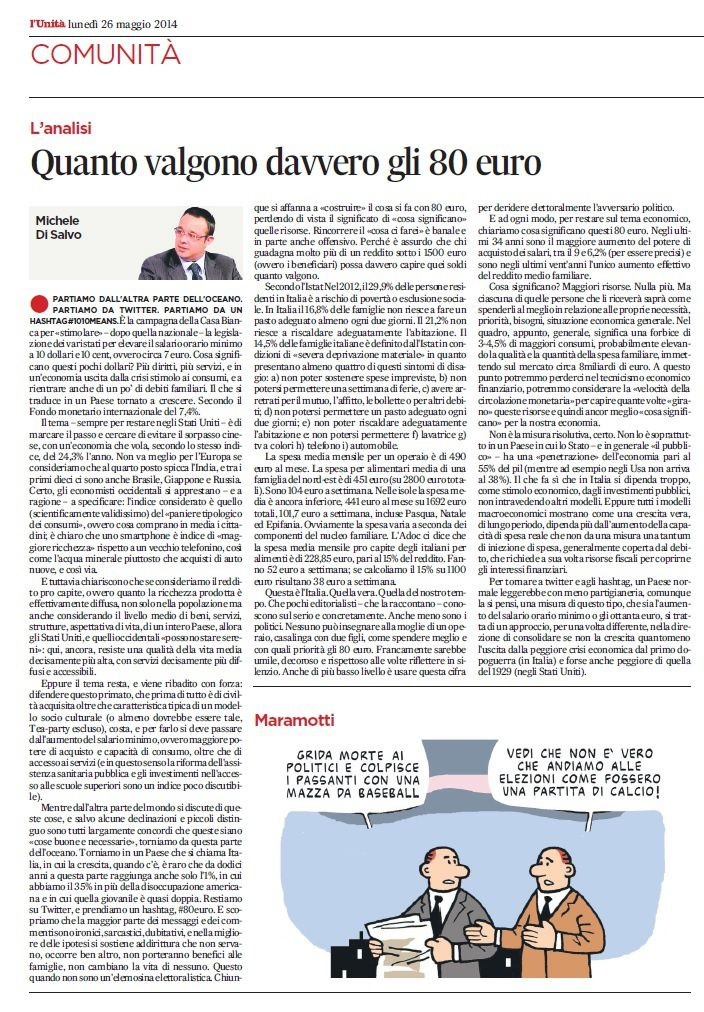 80euro vs 1010means - da twitter all'economia reale