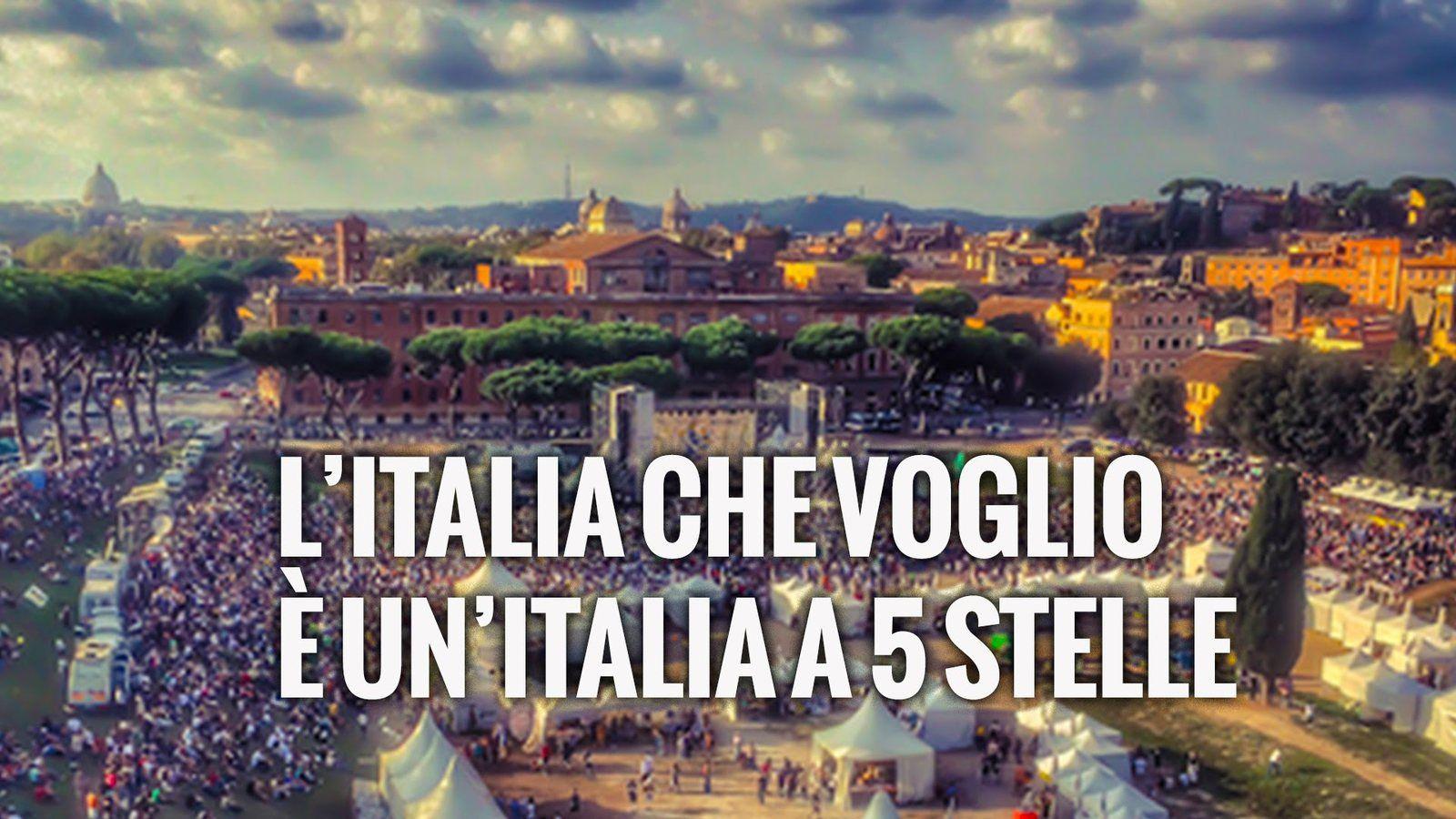 Breve bilancio dell'Italia a 5 Stelle