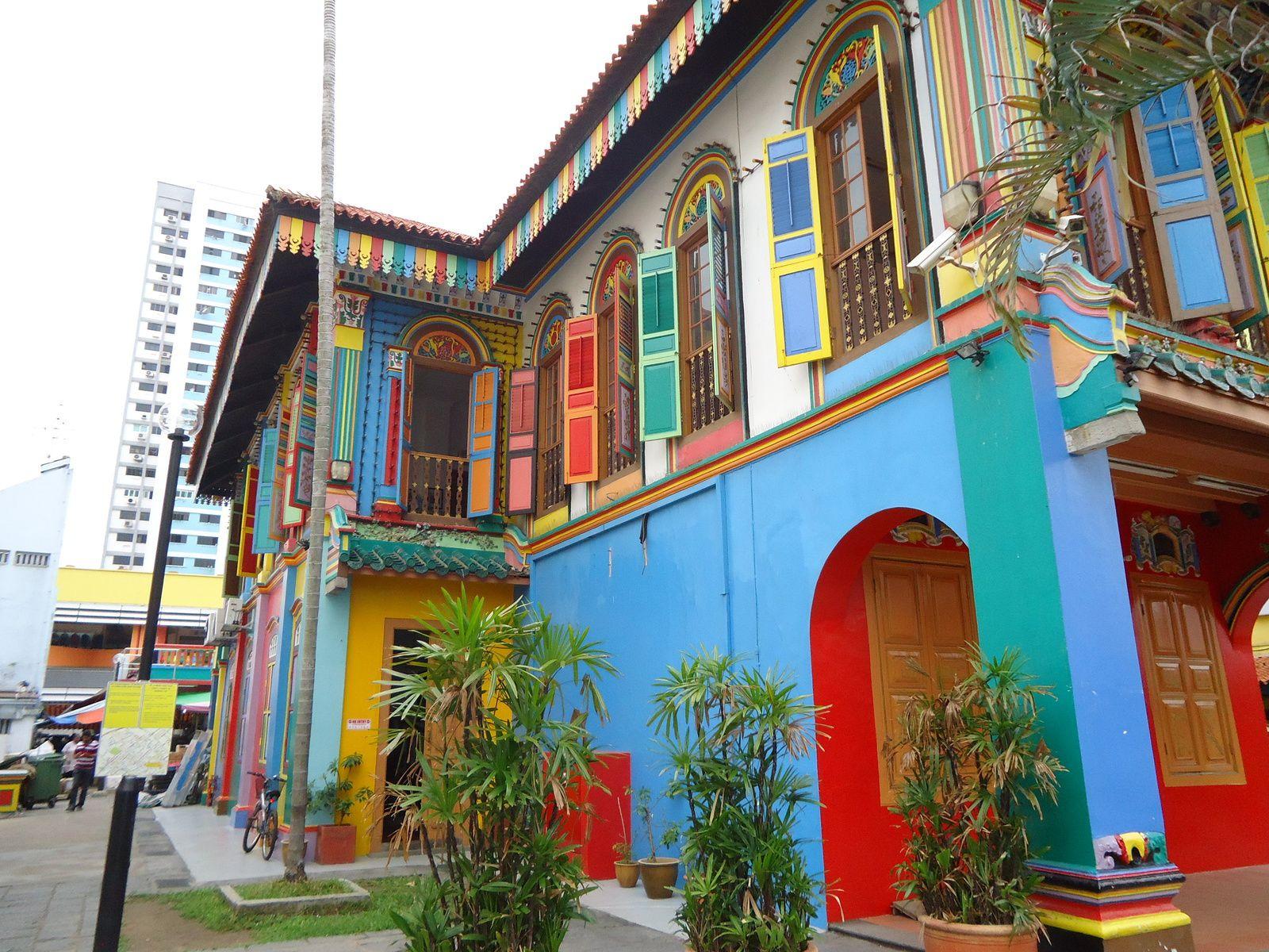 Singapour, encore... pour le plaisir des yeux